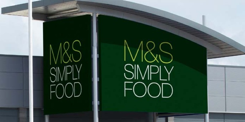 Enfield Retail Park M&S Simply Food
