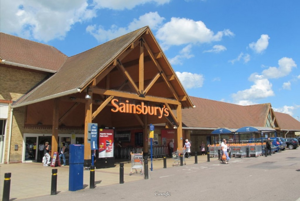 Sainsbury's Food Store, Huntingdon
