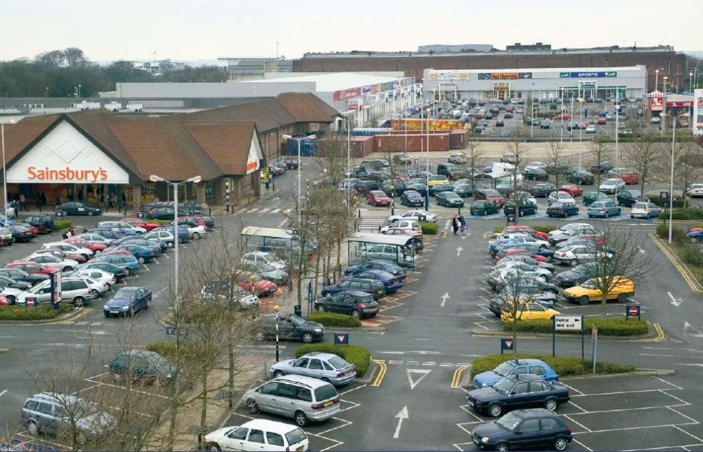 White Lion Retail Park Dunstable Canon House Properties